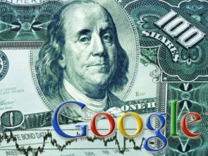 Google Adsense money