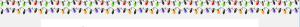 как выглядят гирлянды на блоге