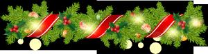 сделать красивый новогодний фон на сайт