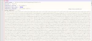 пример веб-шелла WSO