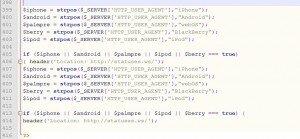 Вредоносный сайт statuses.ws